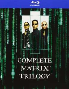 [Zavvi] Matrix - The Complete Trilogy [Blu-ray] Englisch ohne dt. Ton