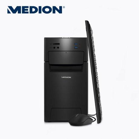 Medion Akoya P5320 Performance PC I5 6400,Win 10,SSD,8GB, 2TB,GTX 750TI für 599€ @Aldi Nord