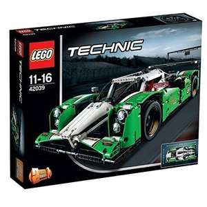 LEGO - Technic - Langstrecken-Rennwagen (42039)