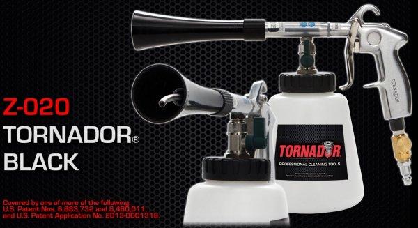 Original Tornador Druckluft Reinigunspistole (gut bei Polster) Z-020 Black / Idealo ~105€ (Achtung: Luftmenge min. 270l/min)