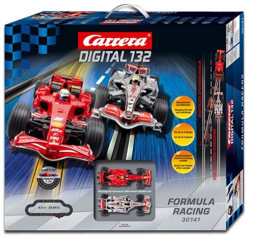 Carrera DIGITAL 132, Formula Racing 30141 komplette Bahn@Metro [offline]