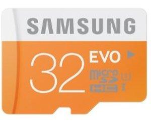[Nur noch Mediamarkt Ebay] SAMSUNG microSDHC 32 GB, Class 10 EVO + Adapter microSDHC 32GB für 9,-€ Bei Filallieferung