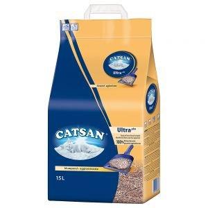 Catsan Hygienestreu 10L /Ultra Plus Klumpstreu 5L /Smartpack 4150g je 1,79€ (Angebot+Prospekt Coupon)