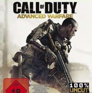 [Lokal] Saturn Oberhausen CentrO: Call of Duty Advanced Warfare XBOX One + PC