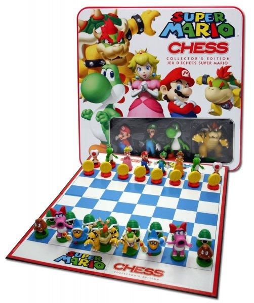 [Amazon.co.uk] Super Mario Schach - Collector's Edition in Metallbox - für 38,90€
