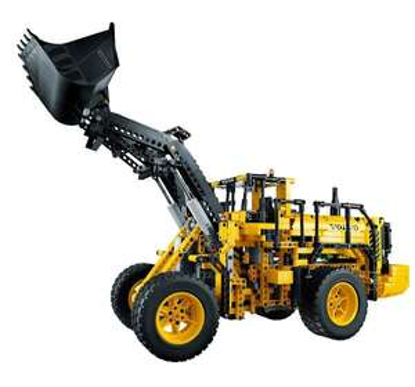 LEGO Technic Volvo L350F Radlader 42030 für 152,99€ @Galeria-Kaufhof.de