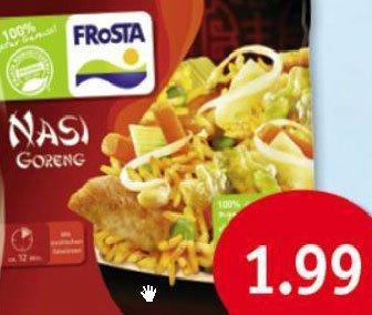 Frosta Internationale Gerichte für 1,99€ @Sky Nord & Ost