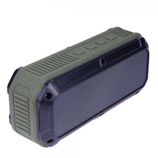Amazon.de: Rixow aufladbarer Tragbarer Bluetooth Lautsprecher Wireless Speaker gesteigertem Tiefbass | 2*3W Speaker | 5-7 Stunden Wiedergabedauer | IPX5 Wasserdicht (Versandkostenfrei für alle)