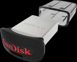[mymemory] SanDisk 64GB Ultra Fit 3.0 USB Stick - 130MB/s 20,65€