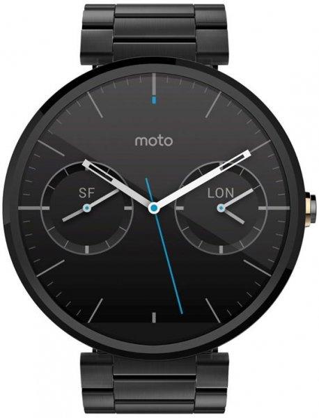 [digitec.ch - nur Schweiz] Motorola Moto 360 Smartwatch - Dark Metallic 149 CHF(137,80€)