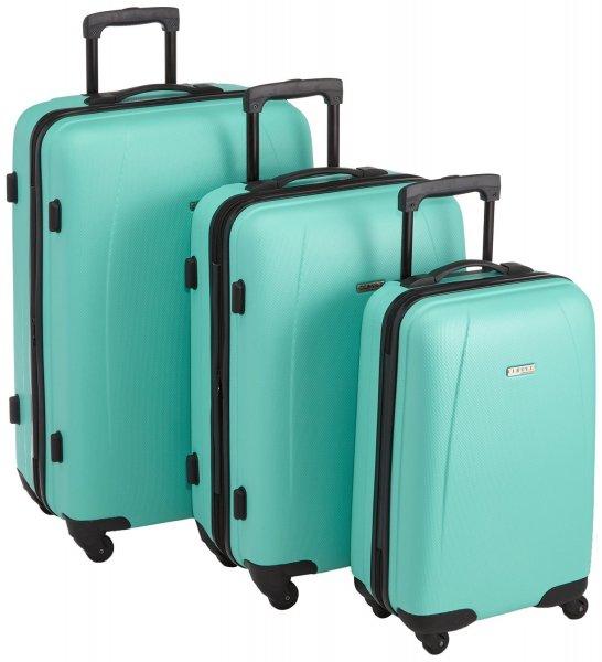 @Amazon: 3er Koffer Set - Clipper von Pack Easy - für 62,42€
