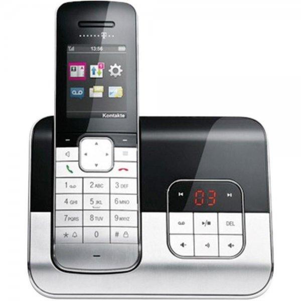 [Conrad] Schnurloses Telefon analog Telekom Sinus A806 Anrufbeantworter, Bluetooth Schwarz, Edelstahl + kostenloses Bit-Set 10teilig Wera Kraftform Kompakt 10 Schlitz, Kreuzschlitz Phillips, Kreuzschlitz Pozidriv, TORX (Wert: 31,99€)