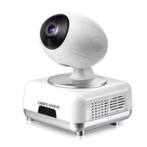 H.264 1280x720p Pan/Tilt IP Kamera Überwachungskamera Nachtsicht WLAN