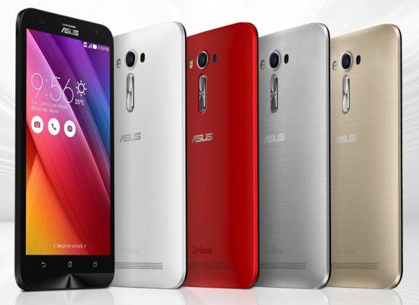 "Asus ZenFone 2 Laser 16GB Dual LTE SIMs  (5"" HD IPS Gorilla Glas4, SD410 Quadc, 2GB RAM, SP erweiterbar bis 128GB, Akku wechselbar, Andr. 5 - ( ZE500KL) ab 175,17 €  [amazon.it + fr]"
