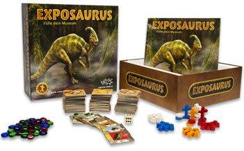 (Spiele-Offensive) Exposaurus als Gruppendeal für 7,77 €