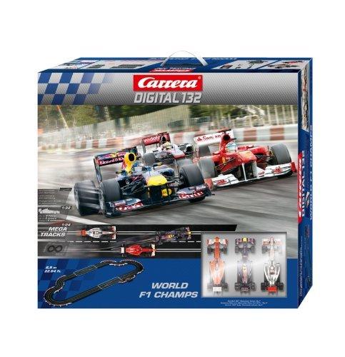 (Spielzeug/Prime) Carrera 20030157 - Digital 132 World F1 Champs für 207,05 €