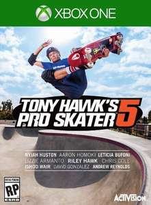 [Media Markt] Tony Hawk's Pro Skater 5 (Xbox One) für 29,-€ inkl. VSK