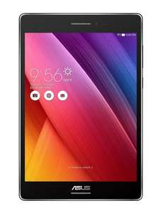 [Amazon.fr] Asus Zenpad S 8.0 Z580CA (8'' 2048x1536 IPS, Intel Moorefield Z3560 2.3 Ghz, 4GB RAM, 64GB intern, WLAN ac, Active Stylus Support, USB Type-C, Android 5.0) für 299,60€ + Asus ZenProtect 1 Jahr