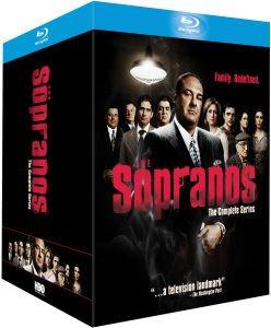 (UK) The Sopranos: The Complete Collection [28 x Blu-Ray] für 67.44€ @ Zavvi