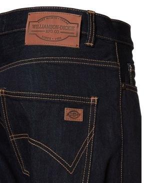 """[AboutYou] Limited Deals: Blaue Artikel, z.B. Dickies Jeans """"Michigan"""" für 17,90€ statt ca. 45€, keine VSK"""