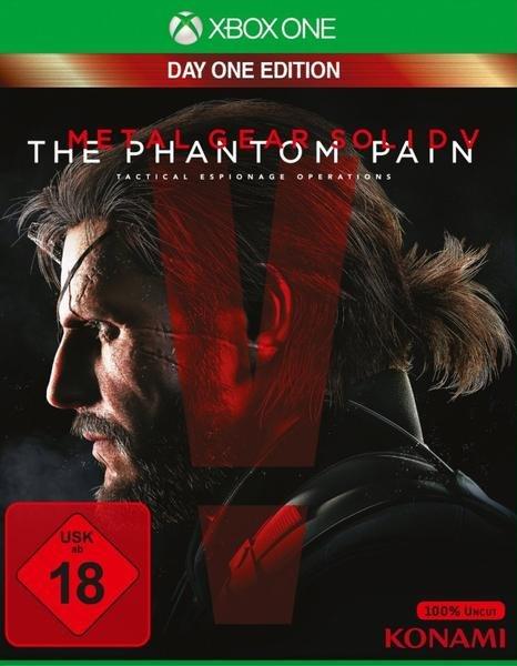 Metal Gear Solid 5: The Phantom Pain [Xbox One] für 35€ bei Media Markt