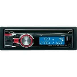 JVC KD-R423E CD Autoradio II für 39,99€ @ Null.de