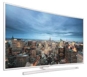[Alternate] Samsung UE40JU6580 101 cm (40 Zoll) Curved Fernseher (Ultra HD, Triple Tuner, Smart TV)