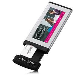 T-Mobile web'n'walk ExpressCard V für 9,95 Euro