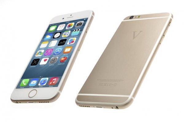 I-Phone Clone --> V-Phone