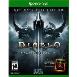 [playasia.com] Diablo III: Ultimate Evil Edition Xbox One