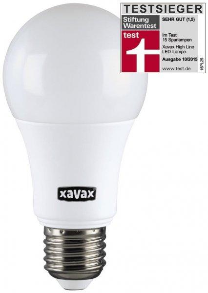 Energiesparende LED-Lampen Xavax im Computeruniverse