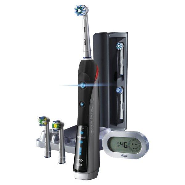 [AmazonDE-Tagesangebot] Oral-B PRO 7000 elektrische Zahnbürste + Cashback Aktion = Knallerpreis