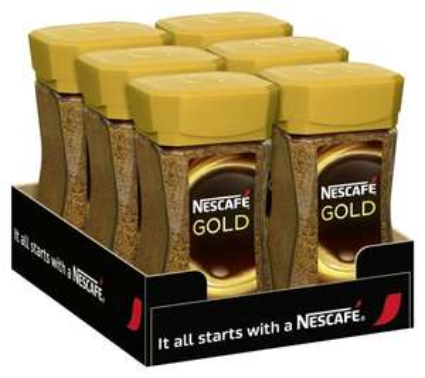 [Amazon] Preisfehler? Nescafe Gold 200 g, 6er Pack (6 x 200 g)