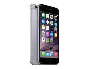 "(B-Ware) Apple iPhone 6, Smartphone, 4G, 4,7"" (11,93 cm), 8 Mpix, 64 GB, iOS, spacegray für 569,95 € @ Allyouneed"