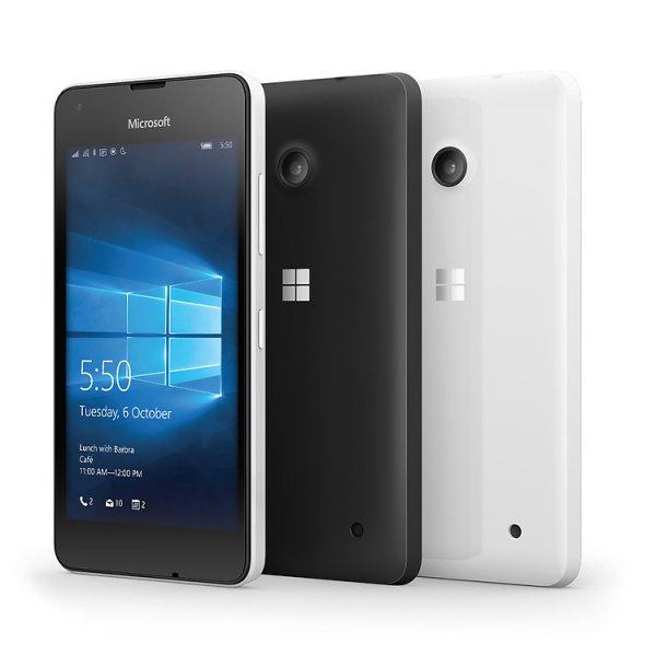 Microsoft Lumia 550 (vorab)
