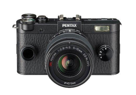 Pentax Q-S1 Systemkamera Kit inkl. 5-15 mm Objektiv Schwarz inkl. Vsk für 224,98 € > [amazon.fr] > Blitzangebot