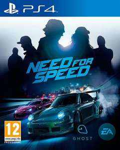 Need for Speed (PS4) für 49,90 EUR inkl. Versand