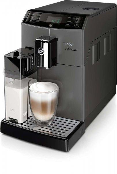PHILIPS Saeco Minuto Kaffeevollautomat HD8867/11 Perlmuttsilber 1850 Watt 259,- Euro @ebay B-Ware