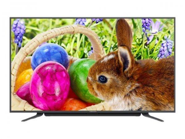 Orion CLB48B4800S 121 cm (48 Zoll) 4K Ultra HD LED-TV, UHD, 400 Hz, Triple Tuner, Hotelmode, LED-Backlight für 460€ statt  544€ @NOTEBOOKSBILLIGER