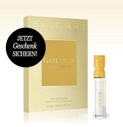 [Parfümerien mit Persönlichkeit] BVLGARI GOLDEA 1,5ml