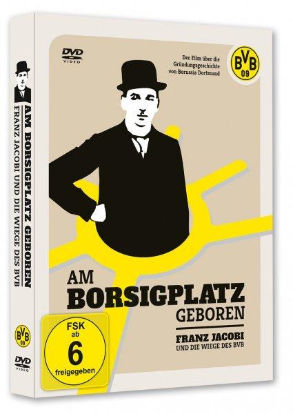 (thalia.de) Am Borsigplatz geboren - Franz Jacobi und die Wiege des BVB (DVD) für 18,25€