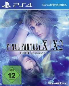 Final Fantasy X/X-2 HD Remaster - PlayStation 4 ab 29,99 € @ Saturn.de