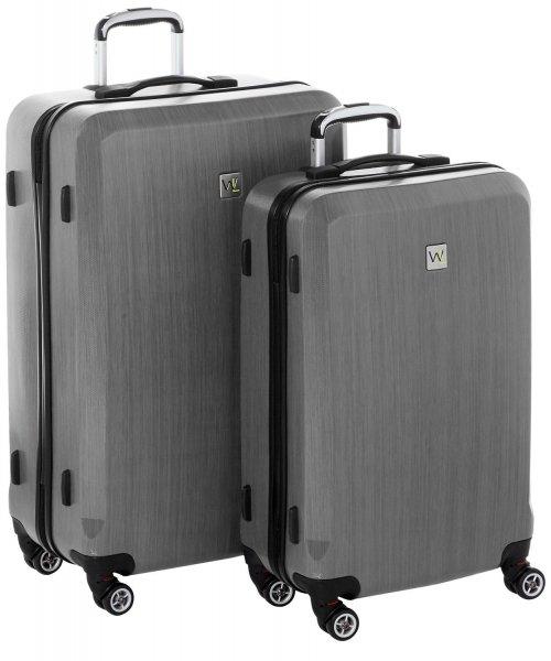Wagner Luggage Koffer Easy, 2-Teilig Trolleyset (Amazon)