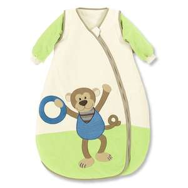 [Amazon Prime] 70cm Winter Schlafsack Anton der Affe STERNTALER 9511400 für 28,11€