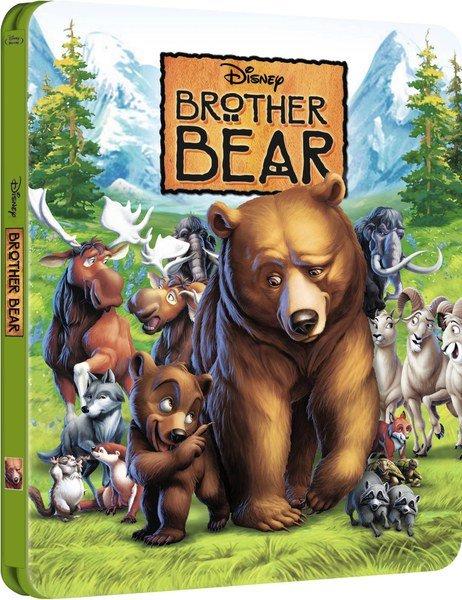 [Blu-Ray][Zavvi] Disney's Bärenbrüder Steelbook @11,44€ - dt. Ton/UT | Brother Bear Zavvi Exclusive
