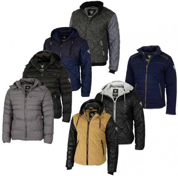 [Ebay Wow] Sucker Grand Herren Winterjacke 14 Modellen für je 34.90€