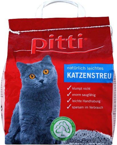[Kaufland] Pitti Leichtes Katzenstreu 10 Liter für 1,99