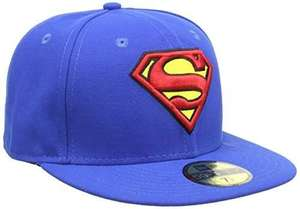 [Amazon.de] New Era Superman Cap Größe 7 1/8 + 3 weitere Günstige Caps in den Kommentaren