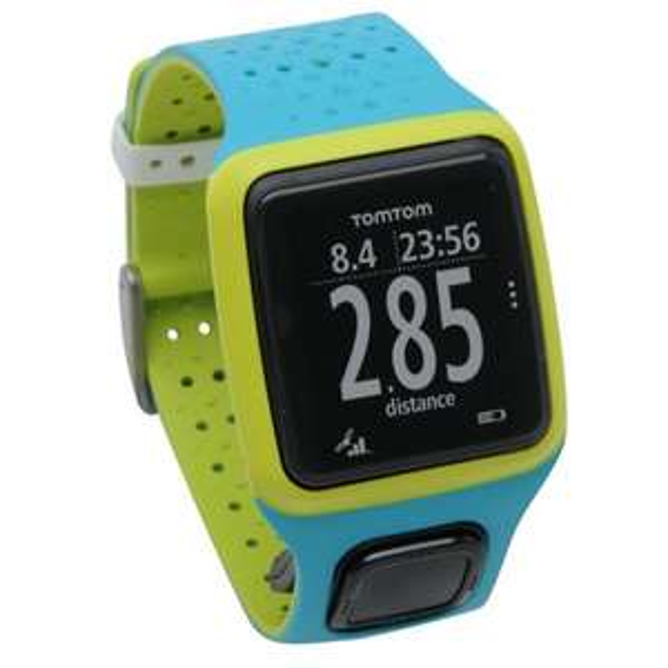 TomTom Runner GPS Sportuhr für 66.97€ @sportsdirect.com (evtl. Cashback?!)