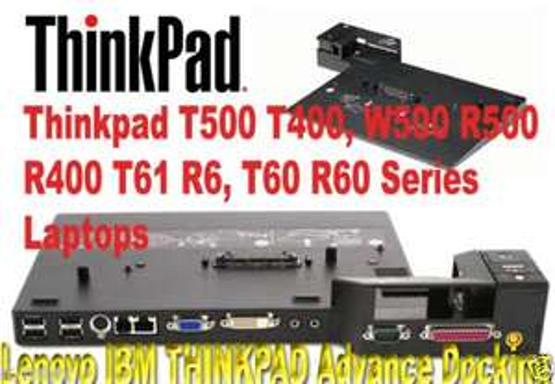 Lenovo ThinkPad Advance Docking Station 2504